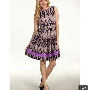 Jessica Simpson sz 6 Otomi Bellflower dress NWT